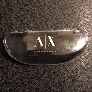 Armani Exchange AX Sunglass Case